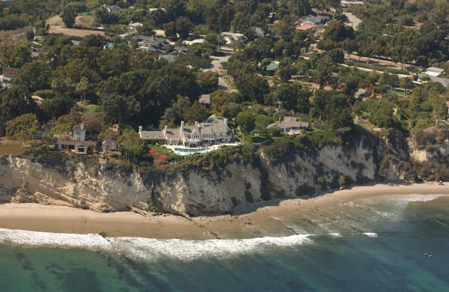 Image 3850: Streisand Estate